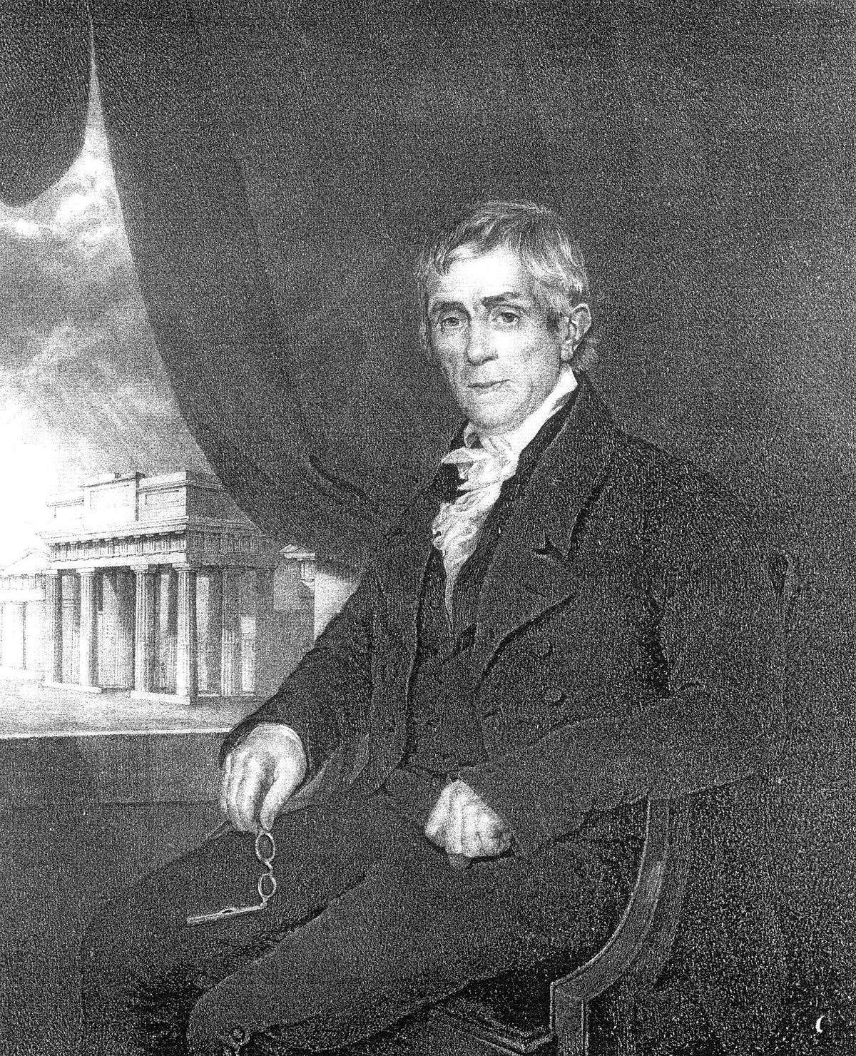 Thomas harrison architect wikipedia for Harrison architects