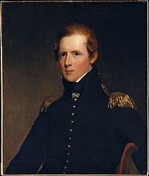 Thomas Sully - Portrait of Major John Biddle.jpg