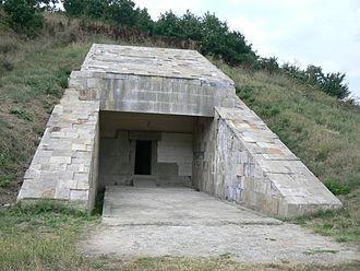 Strelcha - A thracian tomb near Strelcha.