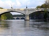 Roma'da Tiber Nehri