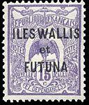 Timbre Wallis et Futuna 15 centimes.jpg