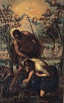 Tintoretto - Baptism of Christ - Google Art Project.jpg