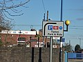 Tipton Station - sign - Tipton Park & Ride (23901260137).jpg