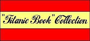 """Titanic Book"" Collection logo"