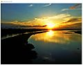 Titas river on evening moment.jpg
