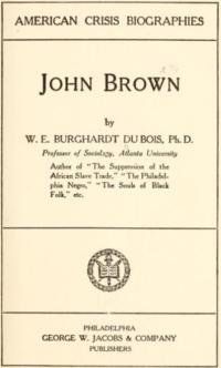 John Brown cover