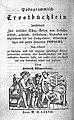 """Title page of """"Podagrammisch Trostbuchlin"""", Fischart, 1577 Wellcome L0000718.jpg"""