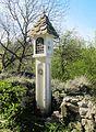 Toško Čelo Slovenia - wayside shrine.JPG