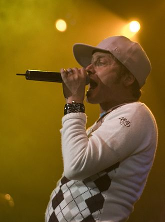 TobyMac - TobyMac performing in 2005