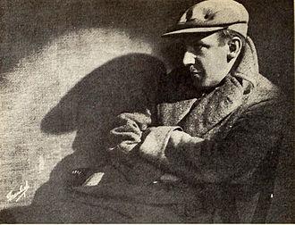 Tod Browning - Image: Tod Browning 1921