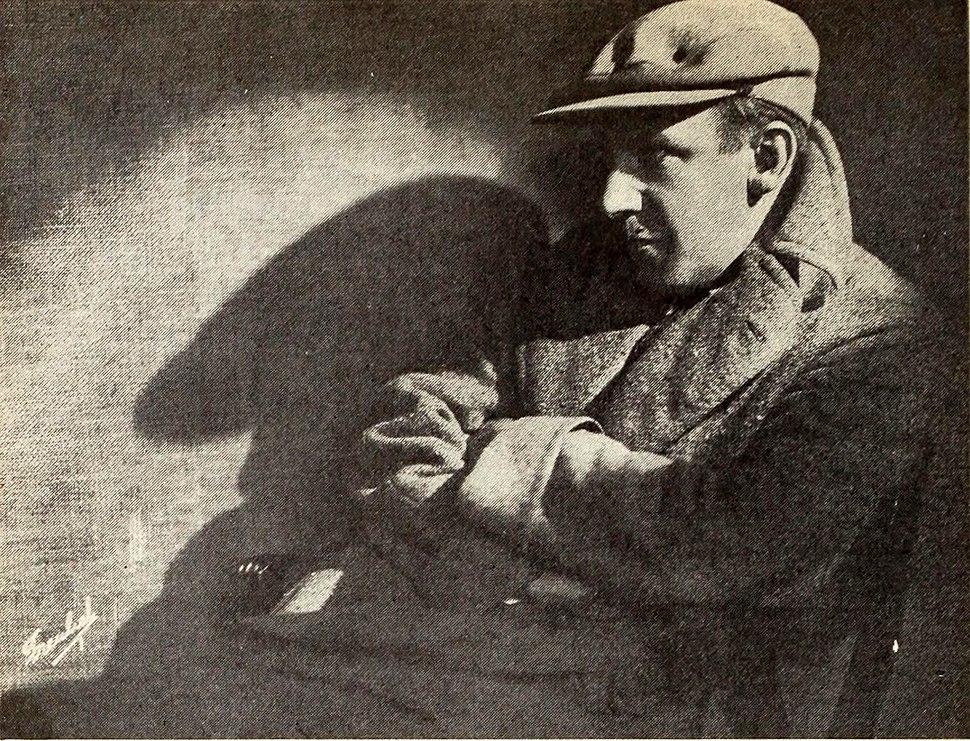 Tod Browning 1921