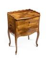 Toilettbord från Schweiz, 1700-talets mitt - Hallwylska museet - 109800.tif