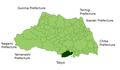 Tokorozawa in Saitama Prefecture.png