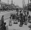 Tokyo ginza street 1904.jpg