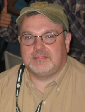 Thomas E. Sniegoski - Sniegoski at the San Diego Comic Con July 28, 2007.