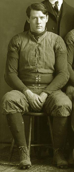 Thomas S. Hammond - Tom Hammond, from the 1903 Michigan Wolverines team photograph