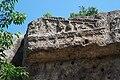 Tombe doriche di Norchia - timpano sinistro.jpg