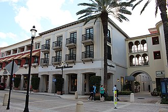 Tommy Bahama store at CityPlace (now Rosemary Square), in Florida Tommy Bahama, CityPlace.jpg