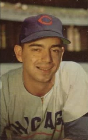 Tommy Brown (baseball) - Brown in about 1953.
