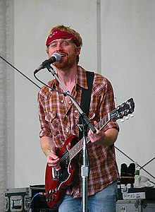 Tommy Siegel of Jukebox The Ghost performing at the Appel Farm Arts and Music Festival in Elmer, NJ June 2012a.jpg