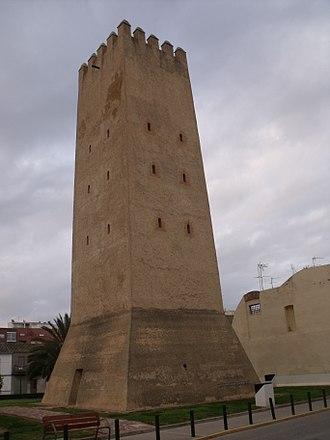 Almussafes - Image: Torre Racef 05