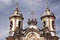 Torres da Igreja de São Francisco de Assis - Ouro Preto.jpg