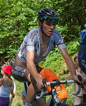 Romain Bardet - Bardet at the 2013 Tour de France