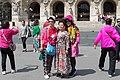 Tourists in Paris - Place de l'Opéra 20170527.jpg
