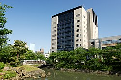 Toyama Prefectural Police Headquarters01bs3200.jpg
