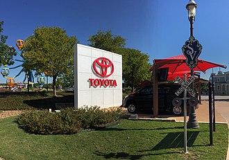Morgan's Wonderland - Toyota Plaza in Morgan's Wonderland