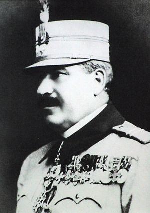 Traian Moșoiu - General Traian Moşoiu