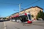 Tram Alstom Citadis 301 CIS in SPB.jpg