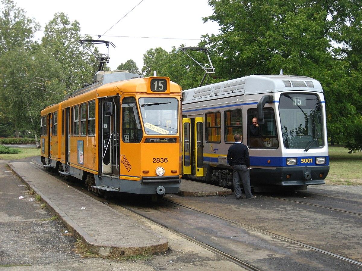 tram van turijn wikipedia