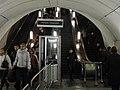Transfer between Chekhovskaya and Tverskaya stations (Пересадка между станциями Чеховская и Тверская) (5370100845).jpg