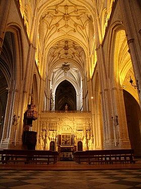 Catedral de San Antolín de Palencia - Wikipedia, la ... Santa Sabina Interior