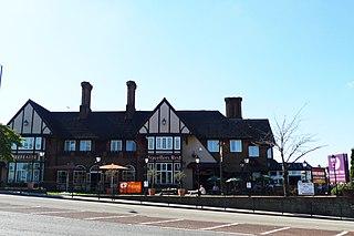 Kenton, London Human settlement in England