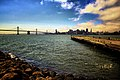 Treasure Island Pier with San Francisco City Scape.jpg