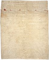 First page of the Greenville Treaty