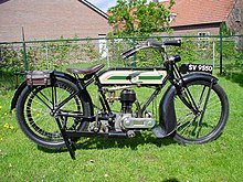 Motorcycle wikipedia triumph motorcycles model h mass produced for the war effort and notable for its reliability thecheapjerseys Choice Image