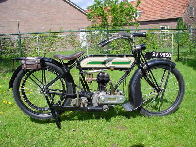 Triumph 1922 H 1