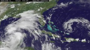 Archivo:Tropical Storm Alex is First Hurricane of 2010 -HD Video-.ogv