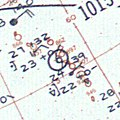Tropical Storm Edith surface analysis August 18 1959.jpg