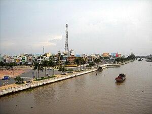 Vị Thanh - Vị Thanh downtown
