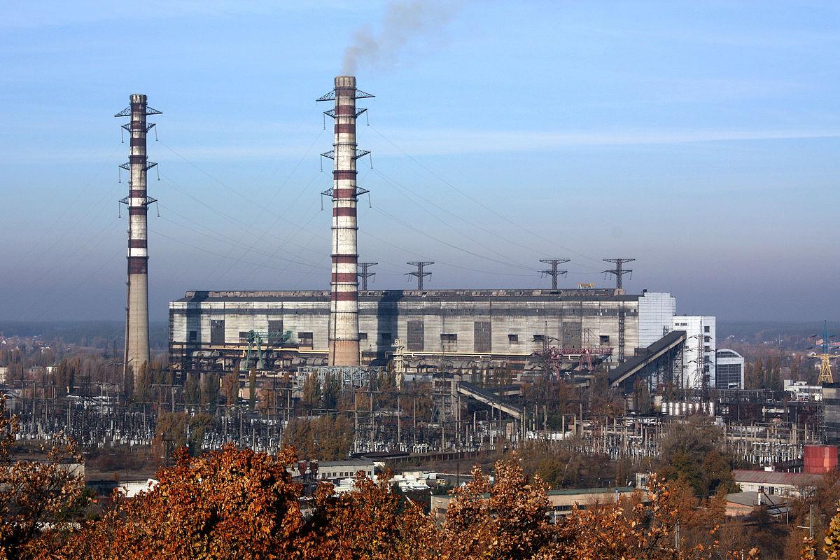 1200px trypilska thermal power plant