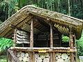 Tsou Animal Bone Hut (Formosan Aboriginal Culture Village).JPG