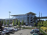 Tukwila International Boulevard Station from northwest.jpg