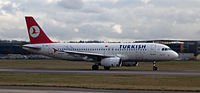 TC-JPG - A320 - Turkish Airlines