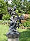 twickel rotstuin loden fonteinbeeld 2