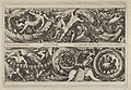 Two Designs for Friezes with Acanthus Scrolls from- Frises, Feuillages ou Tritons Marins à la romaine MET DP834295.jpg