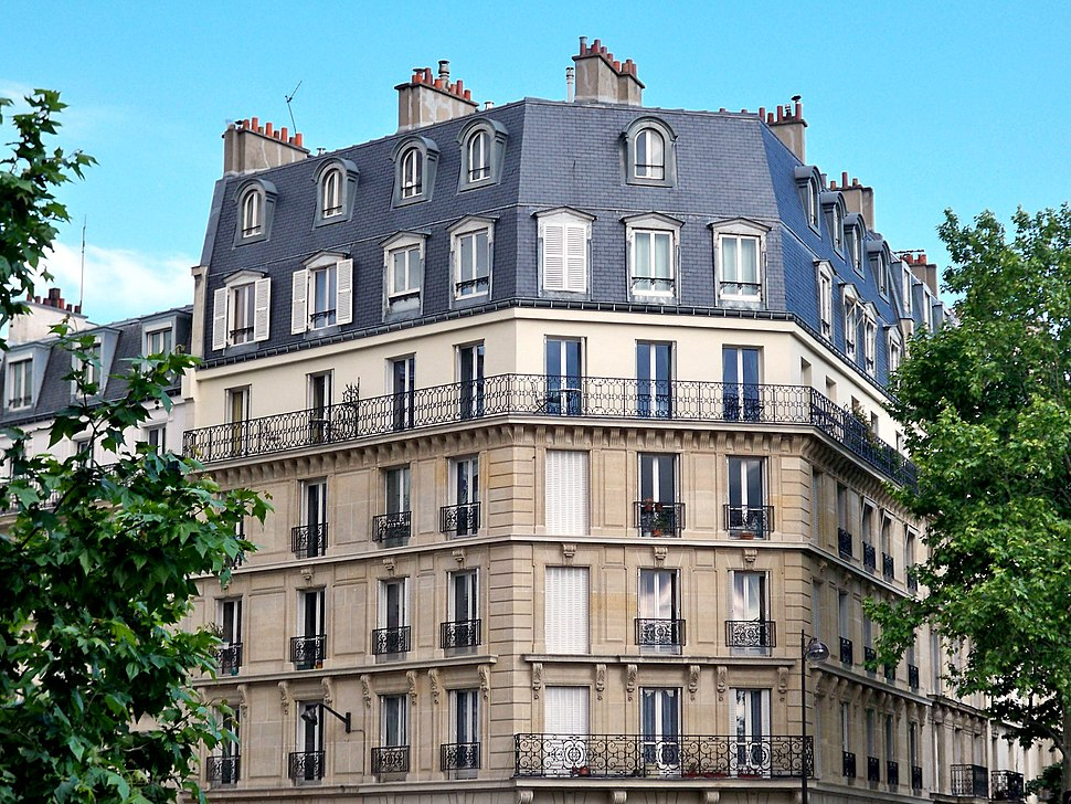Typical Paris Apartment